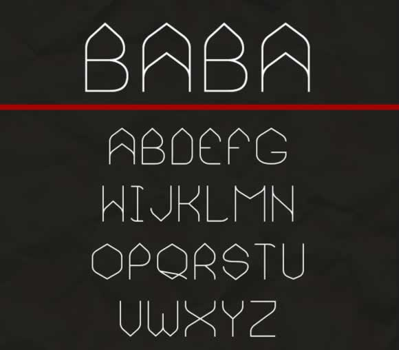 free-fonts-commercial-personal-use-17-baba-font