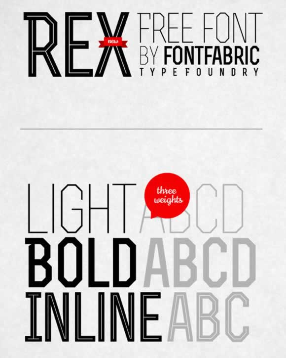 40 Free Fonts For Commercial And Personal Use - Usability Geek