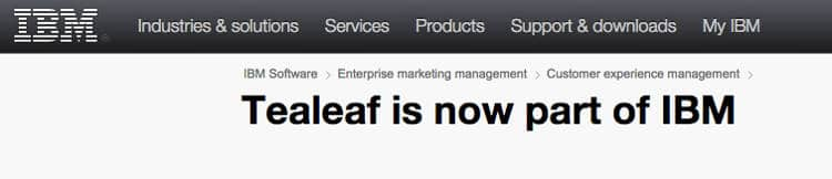 customer-experience-enterprise-software-ibm-tealeaf